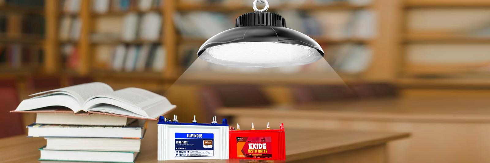 45% Off On Inverter Batteries