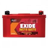 EXIDE INSTABRITE IB1000 100AH Flat Plate Battery