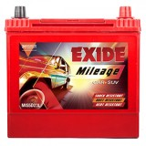 Exide MRED55D23L 54AH Battery