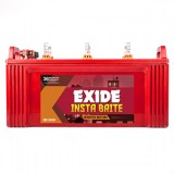 EXIDE INSTABRITE IB1500 150AH Flate Plate Battery