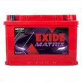 Exide MTREDDIN74 74AH Battery
