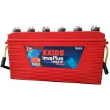 Exide Inva Plus IPST1350 135AH Tubular Battery