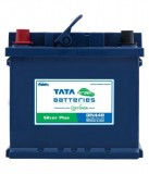 Tata Green DIN44R Silver Plus 44AH