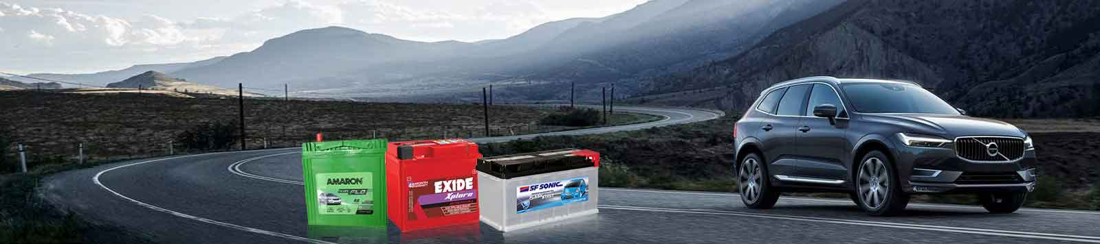 Offer on Renault Car Battery